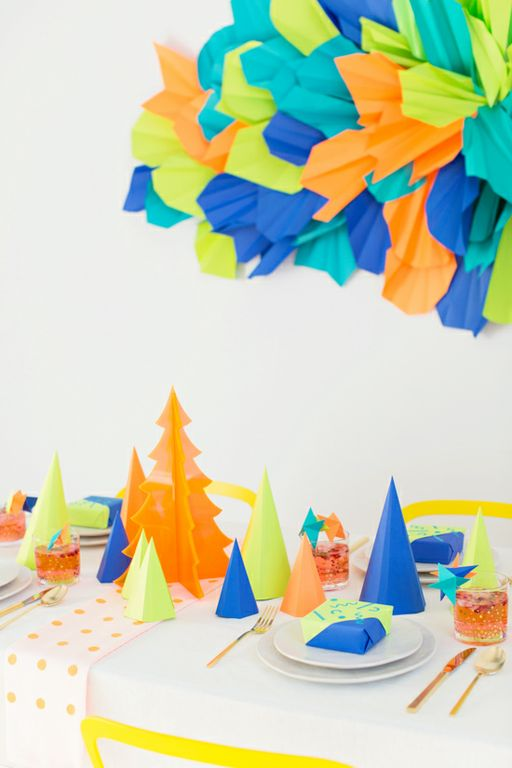 Paper & Stitch - A Colorful Christmas Party 10
