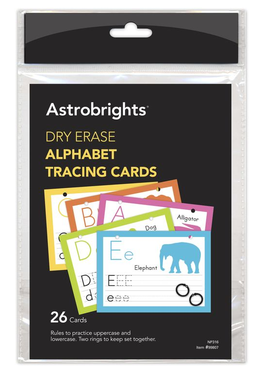 99807 Tracing Cards