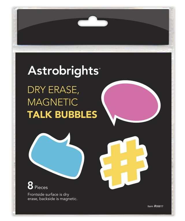 99817 Talk Bubbles Package