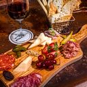 Cured Meat and Cheese Plate