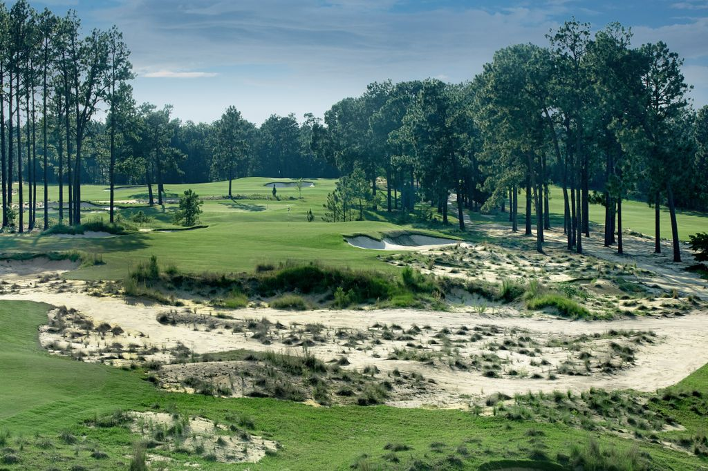 Pinehurst Resort to Debut Gil Hanse Reimagination of No. 4 on Sept. 20
