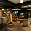 The Manor_North & South Bar Rendering