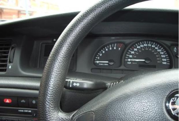 steering wheel dashboard website copy