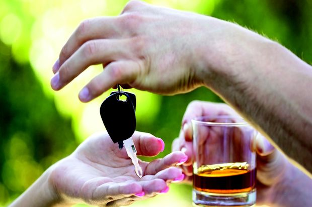 Dont Drink and Drive anti DUI DWI Tipsy Tow 1
