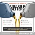 AAA Spills the Truth: Synthetic vs. Conventional Oil