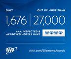 Sands Bethlehem Receives AAA's Four Diamond Rating