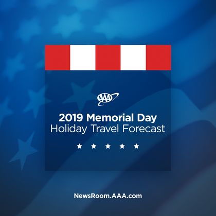 2019 Memorial Day Holiday Travel Forecast - Preview