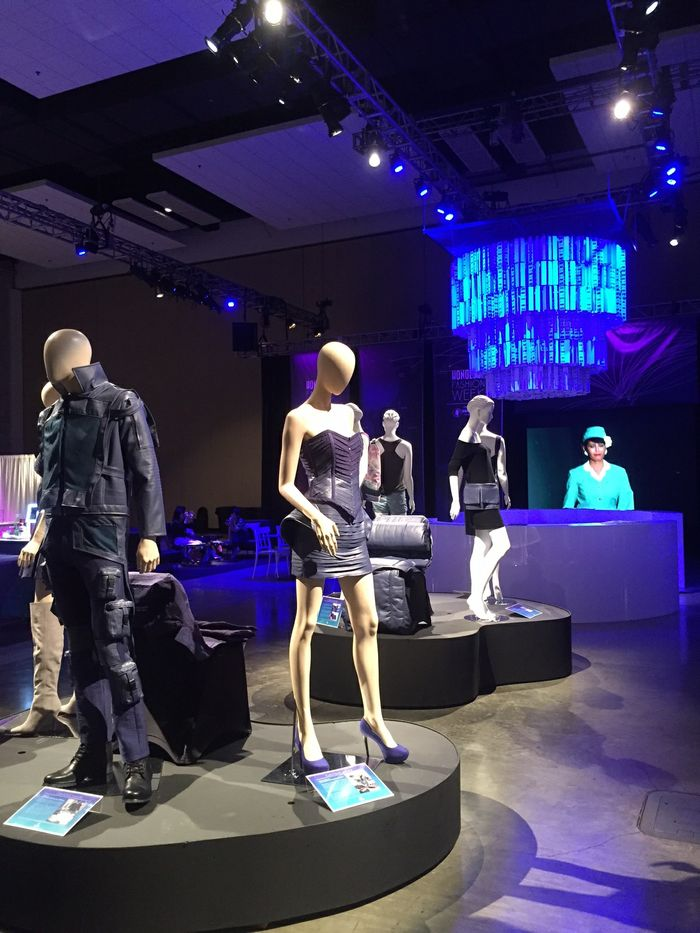 Hawaiian Airlines Fashion Lounge at HONOLULU Fashion Week