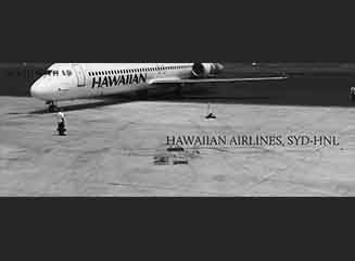 Hawaiian Airlines Sydney to Honolulu Flight Report