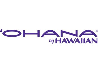 Ohana by Hawaiian Logo Purple