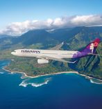 Hawaiian Airlines Reports August 2015 Traffic Statistics