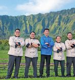 Hawaiian Airlines Announces New Featured Chef Series Showcasing Hawai'i's Newest Talent