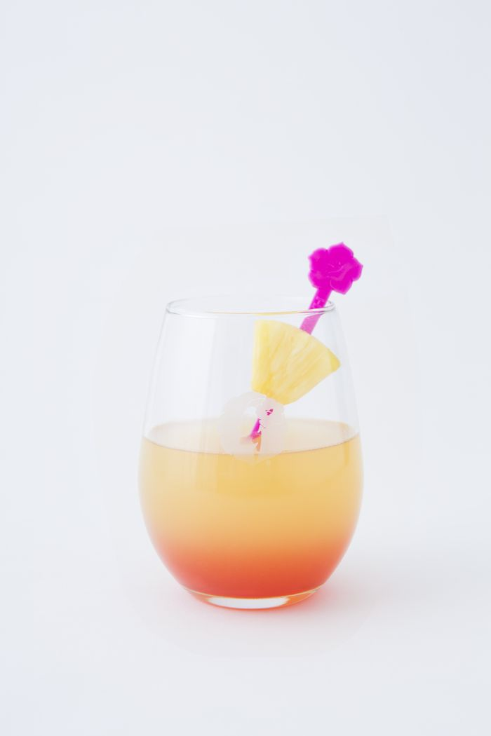 Pukana La (Sunrise) Cocktail