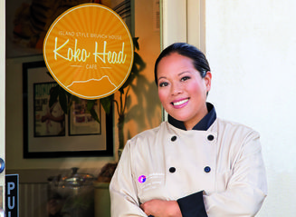 Chef Lee Anne Wong