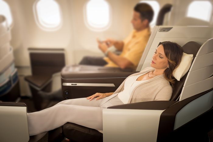 Hawaiian Airlines Introduces Lie Flat Seats On China Route