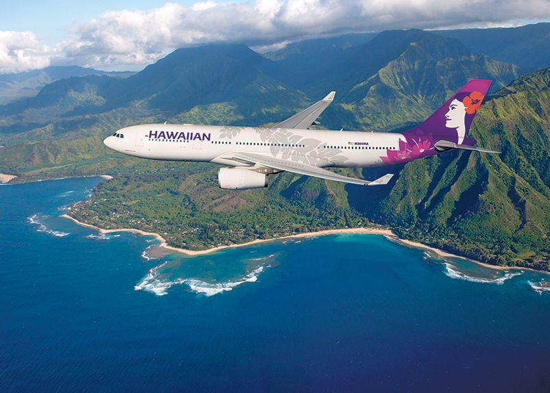 Hawaiian Airlines Introduces A330 Featuring Full-Flat  and Extra Comfort Seats to Sapporo