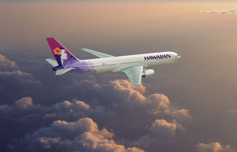 Boeing 767 Hawaiian