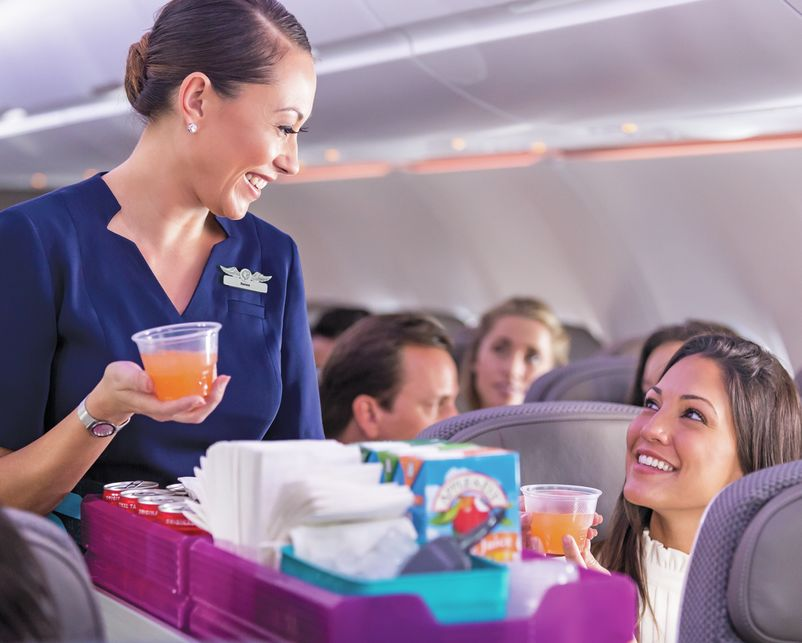 Hawaiian Airlines Launches Main Cabin Basic Fares in Select North American Markets
