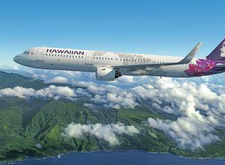 A321neo Maui