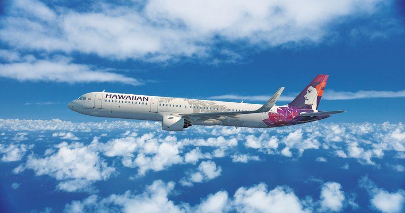 Hawaiian Airlines Increases San Francisco-Hawaii Service