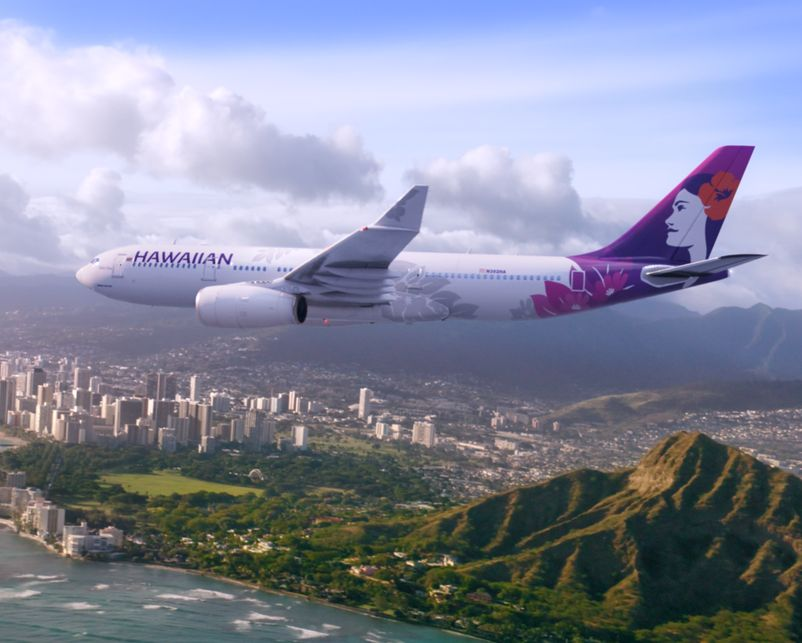 Hawaiian Airlines Awarded New Haneda-Honolulu Route