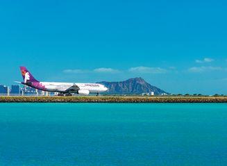 A330 Reef Runway Diamond Head