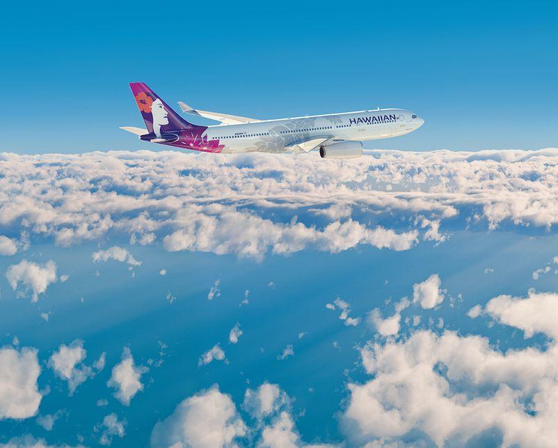 Hawaiian Airlines to Resume Tahiti Service