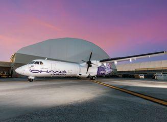 Ohana by Hawaiian - ATR72 (Cargo)