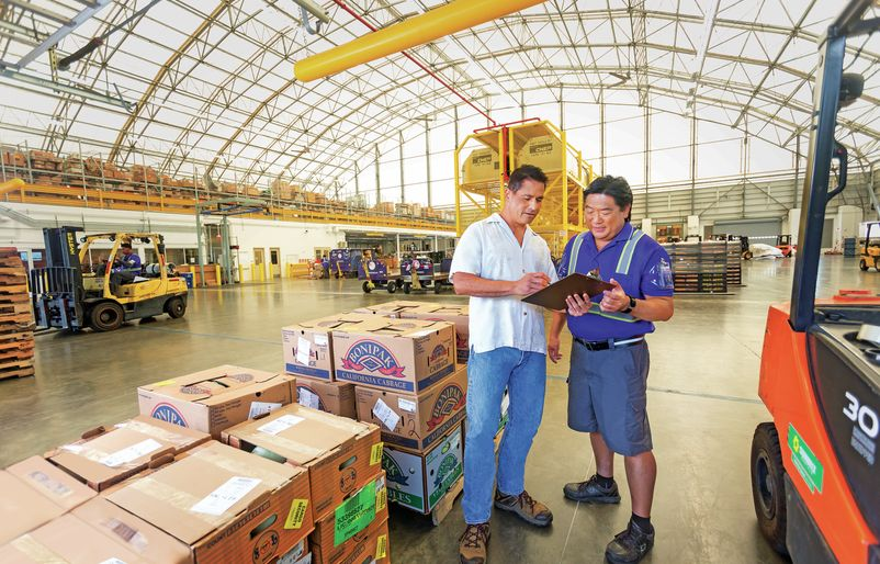 HA Cargo Agent with Customer