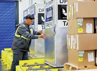 HA Cargo Storage
