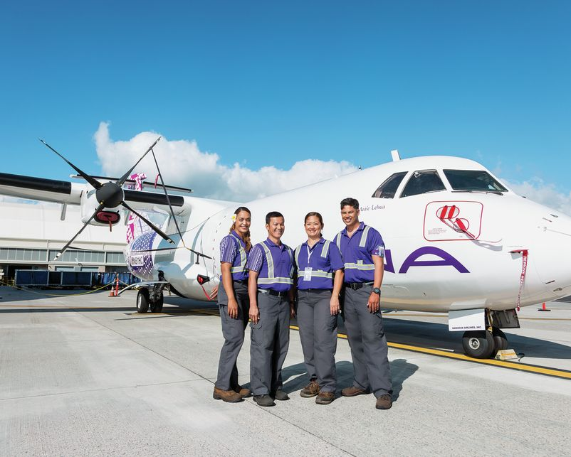 Hawaiian Airlines Is An Economic Driver of Hawai'i