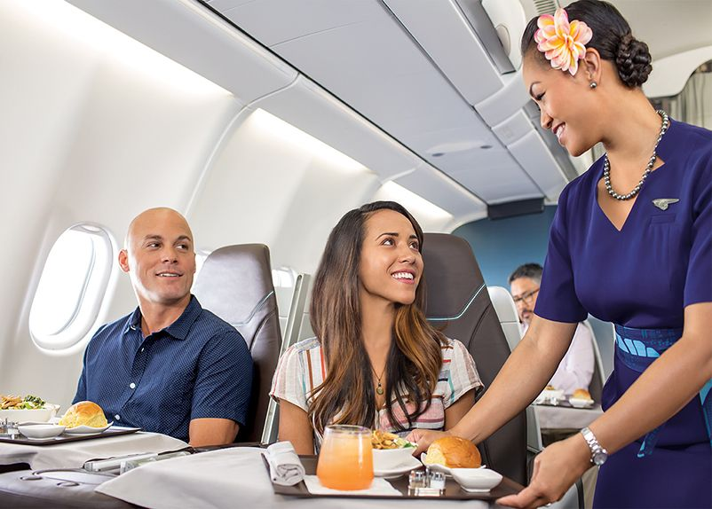 Hawaiian Airlines Brings Business Class  Auction Upgrade to Asia