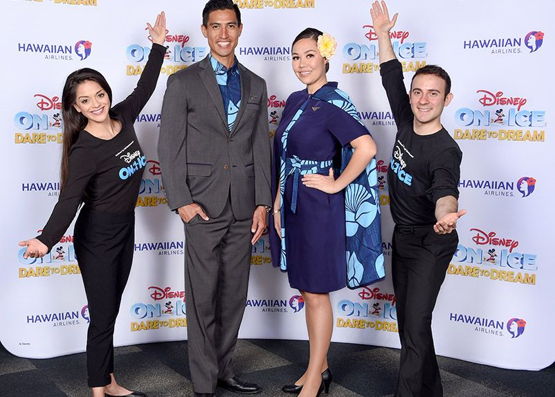 Feld Entertainment's Disney On Ice, Hawaiian Airlines Partner in West Coast Sponsorship