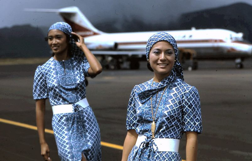 Flyback Friday: Celebrating 89 Years of In-Flight Fashion