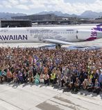 Hawaiian Airlines Employees Share in Company Profits