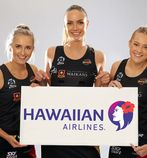 It's Magic and Stars as Hawaiian Airlines Announces New Zealand Netball Sponsorships