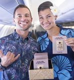 Hawaiian Airlines, Raw Elements USA  Partner in Exclusive Reef Protection Initiative