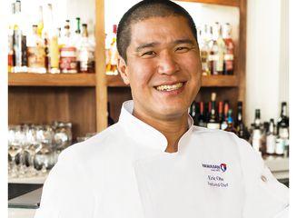 Chef Eric Oto