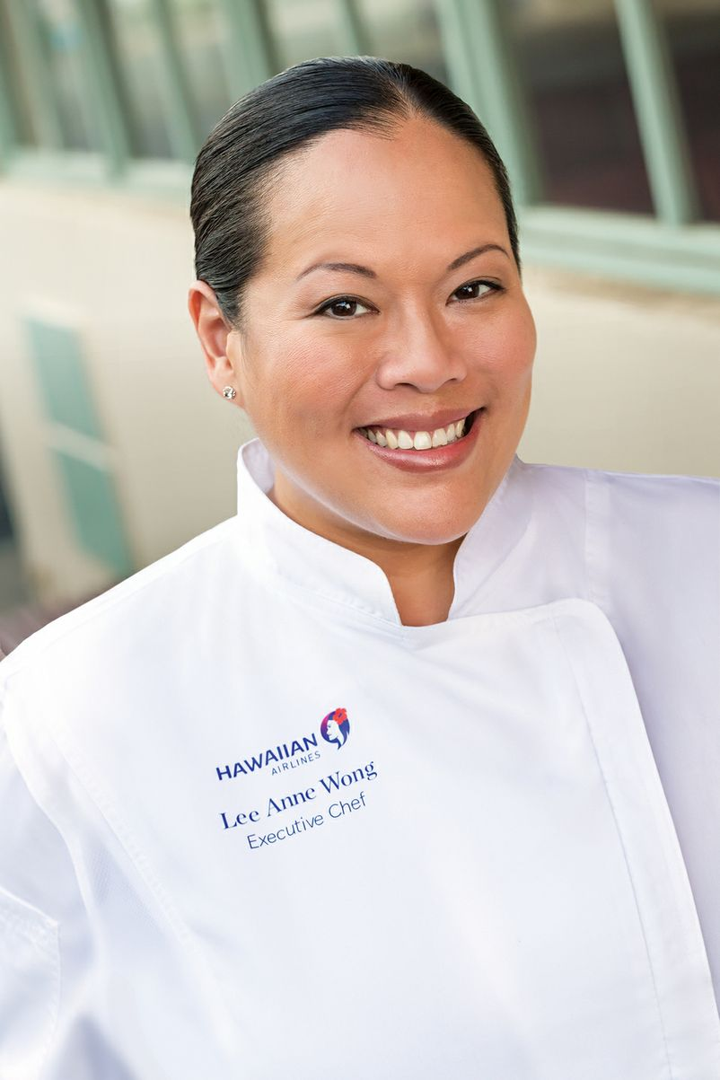 Executive Chef Lee Anne Wong
