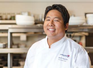 Chef Mark Noguchi