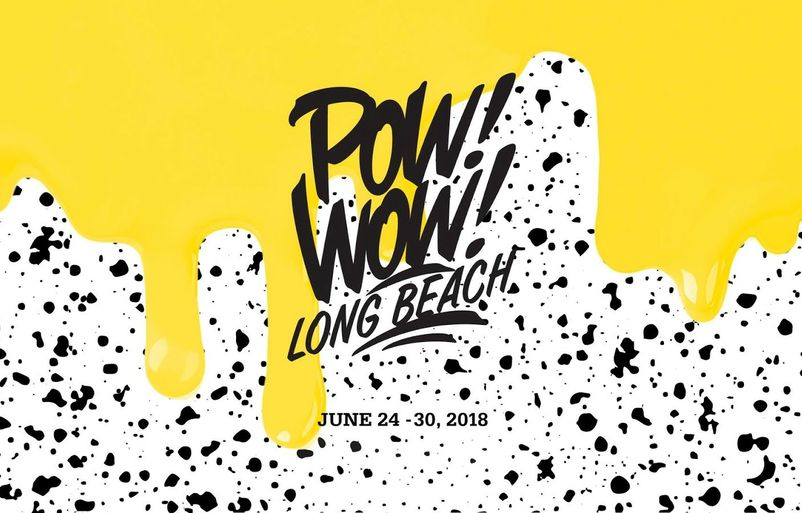 POW! WOW! Takeover: Top Spots Along the Long Beach Festival Route