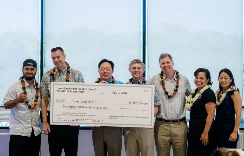 Meet Our Donation Recipients That Are Growing a Greener Hawai'i