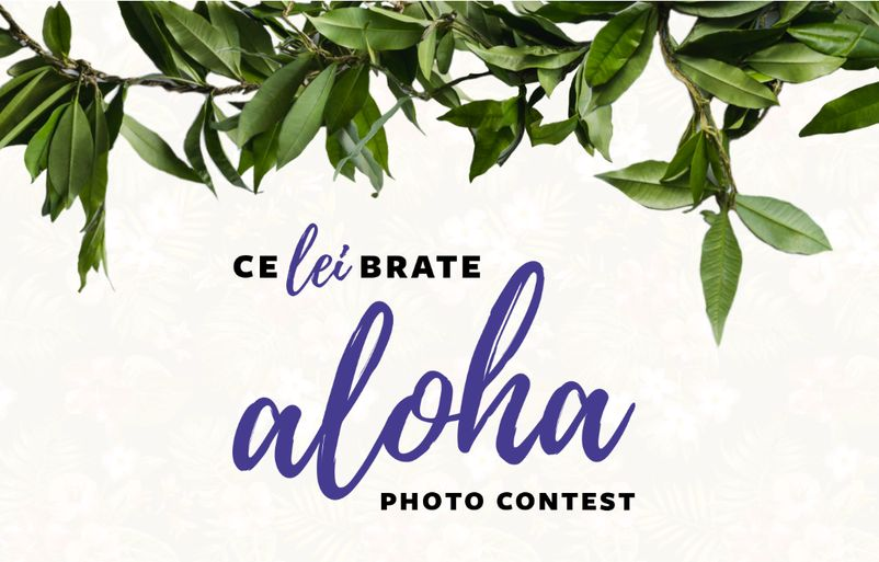 Announcing our CeLEIbrate Aloha Photo Contest Winners!