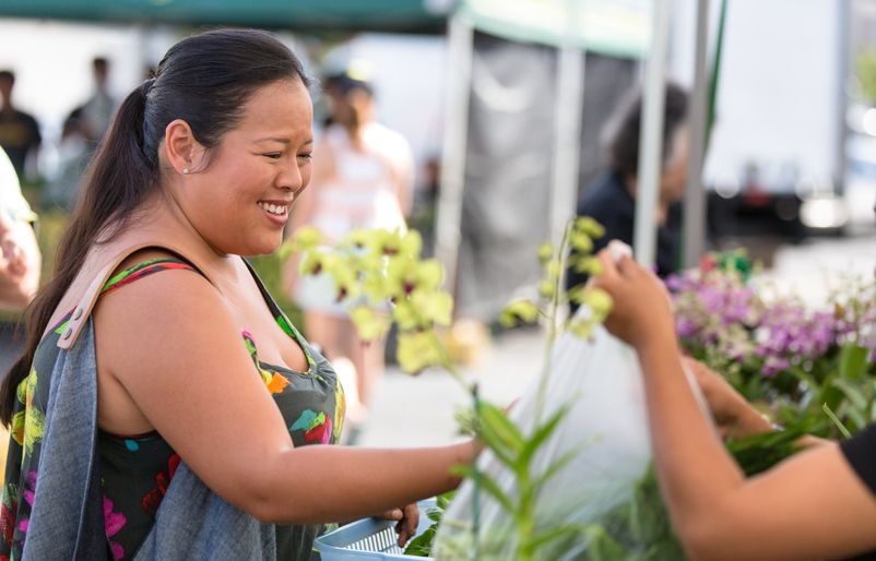 Lee Anne Wong's Farmers' Market Must-Haves