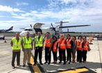 Hawaiian Airlines Celebrates Launch of All-Cargo  Neighbor Island Service