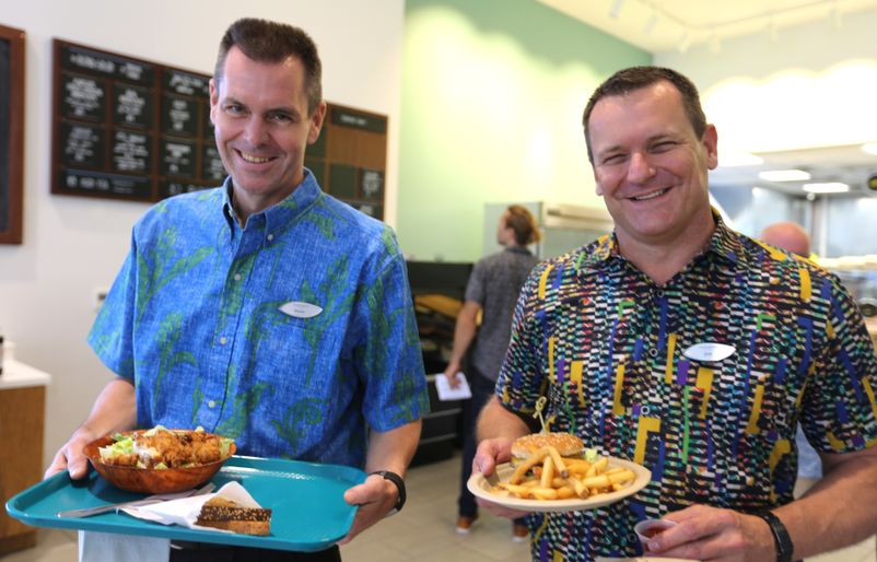 Hawaiian Airlines Headquarters Launches LunchBox by Fête