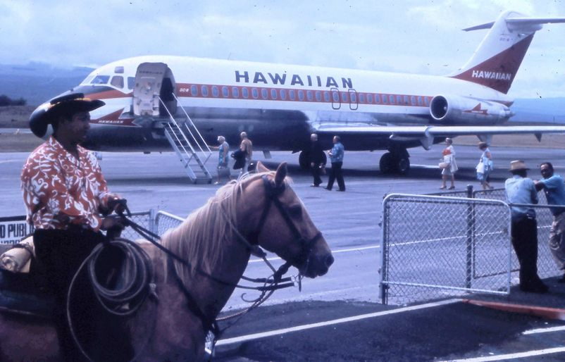 1969 Jets to Kamauela