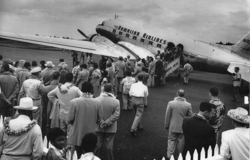 1949 Hana DC-3-1