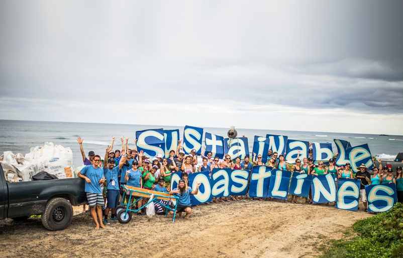 A Word from Sustainable Coastlines Hawai'i: The Problem with Micro-Plastics