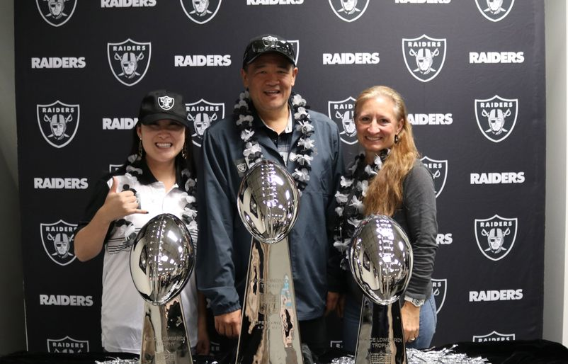 #PualaniElite: Earning the Ultimate VIP Experience with the Oakland Raiders